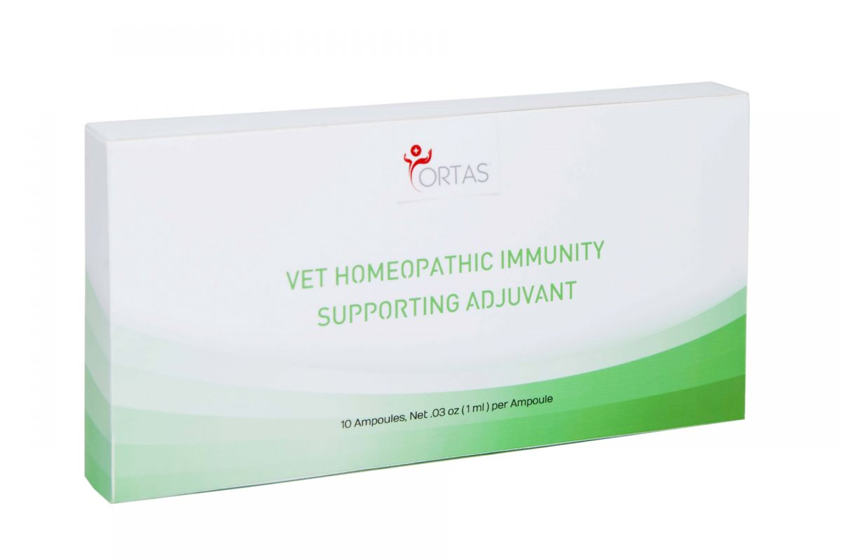 Vet Homeopathic Immunity Supporting Adjuvant